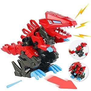 Juego de construcción - Tiranosaurio Rex