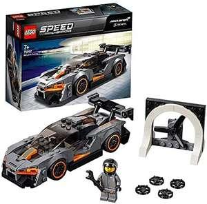 LEGO 75892 Speed Champions McLaren Senna Coche de carreras