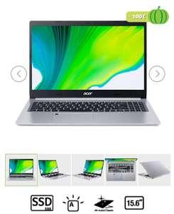 Acer Aspire 5 AMD Ryzen 7 16GB 1TB Plata - Windows 10