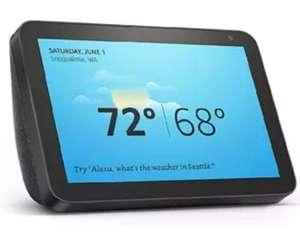 Amazon Echo Show 8 - negro y blanco - Alexa integrada