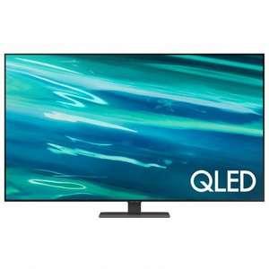 """Samsung QE55Q80AATXXC 55"""" QLED UltraHD 4K"""
