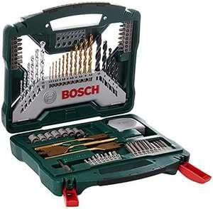 Bosch Maletín X-Line con 70 unidades para taladrar y atornillar