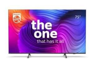 TV LED 75'' Philips 75PUS8556 4K UHD HDR Smart TV