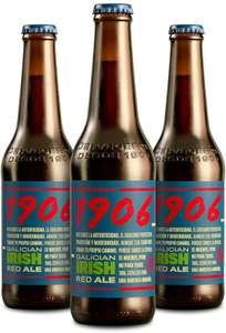 24 x 33cl cerveza 1906 Galician Irish Red Ale