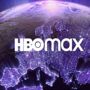 HBO Max España [26 de Octubre, Mes 8,99€ -> 5,99€, Año 107,88€ -> 69,99€ ]