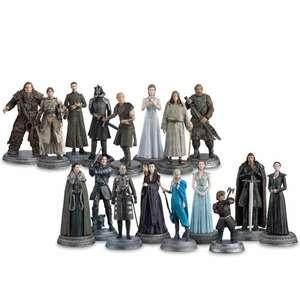 Set de 17 Figuras Juego de Tronos - Ed. Coleccionista