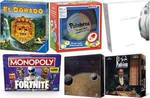 RECOPILATORIO de Juegos de Mesa en AMAZON (Parte II)