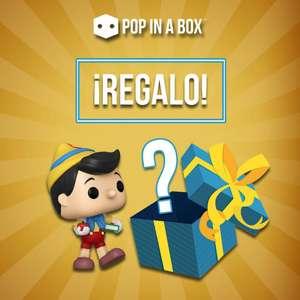 POP IN A BOX 5 x 40€ EN FUNKO POP DISNEY + REGALO MISTERIOSO