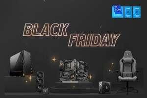 Black-Friday en MSI (Cashback de hasta 140€)