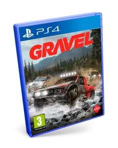 PS4: GRAVEL por sólo 1,99€