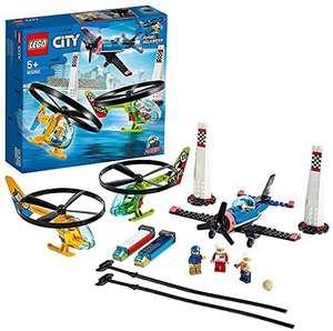 LEGO 60260 City Carrera Aérea Juguete de Construcción