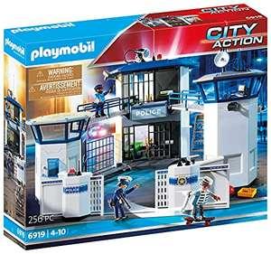 Playmobil - City Action Comisaría de Policía con Prisión