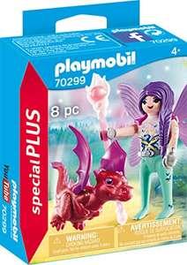 Playmobil Hada con Bebé dragón