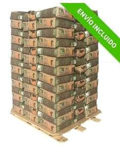 70 sacos Naturpellet envío gratis y saco en tienda 4€