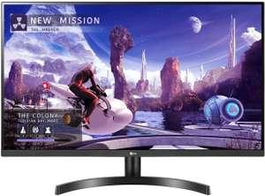 "Monitor LG 32Qn600-B QHD 31,5"", IPS, HDR10, AMD FreeSync, 75Hz (ECI y Amazon)"