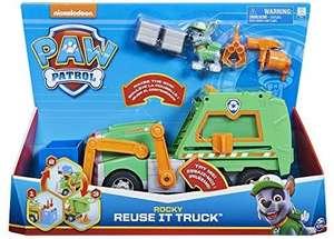 Bizak Patrulla Canina Camion de Reciclaje Rocky, Multicolor (61927718)