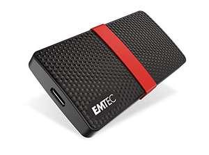 Disco Duro externo SSD EMTEC X200 512GB USB-C 3.1