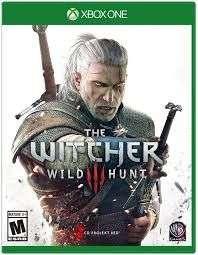 The Witcher 3: Wild Hunt EU Xbox