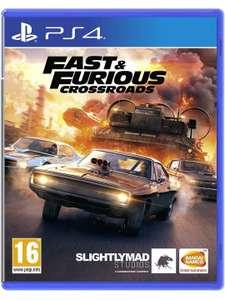 Fast & Furious Crossroads (PS4)