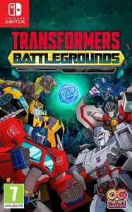 Transformers Battlegrounds (Switch)
