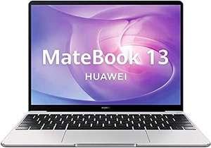 HUAWEI MateBook 13 - Ordenador portátil con pantalla de 13'' 2K (AMD Ryzen 7 3700U, 16GB RAM, 512GB SSD, Windows 10 Home)