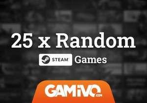25 juegos aleatorios para steam