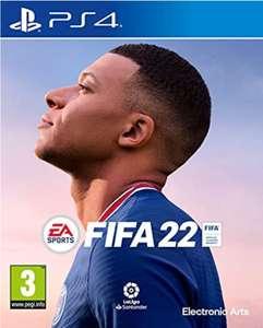 FIFA 22 Standard Plus Edition PS4