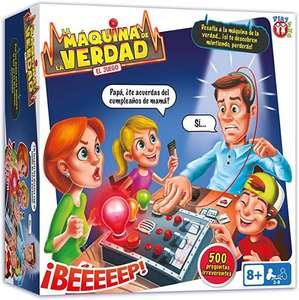 IMC Toys - Play Fun, La Máquina de la Verdad en Español