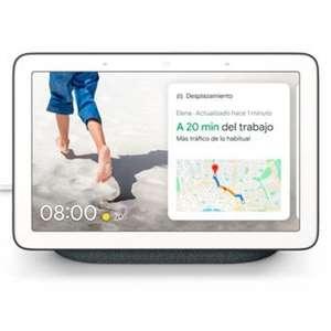 Altavoz con Pantalla Wi-Fi Inteligente Google Nest Hub Carbón