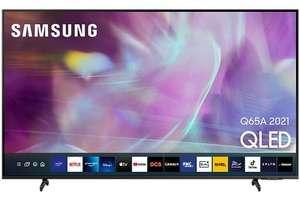 """TV QLED 65"""" Samsung QE65Q64A - UHD 4K, Quantum Dot, HDR10+, Q-Symphony"""