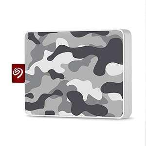 Seagate Technology One Touch SSD, 500 GB, Disco duro externo portátil SSD + 1 año suscripción Mylio Create + 2 meses Adobe CC Photography