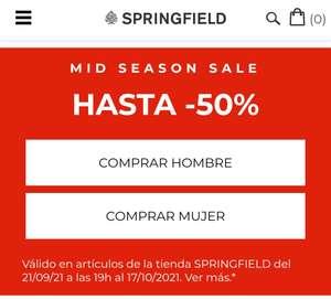 20% en todo Springfield