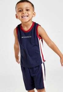 McKenzie conjunto camiseta de tirantes/pantalón corto Micro Danae para bebé