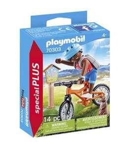 Playmobil Ciclista de Montaña