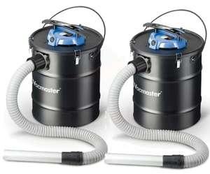 2 x Aspirador de cenizas y polvo para el hogar [desde España]