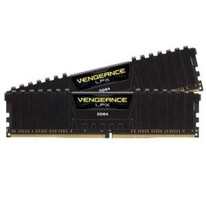 Memoria RAM Corsair Vengeance DDR4 16GB (2×8) - 3200MHz - CL16