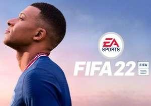 Código FIFA 22 Origin