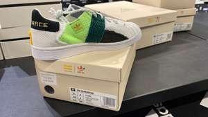 adidas superdstar Pharrell Williams en el adidas del poligono de alcorcon