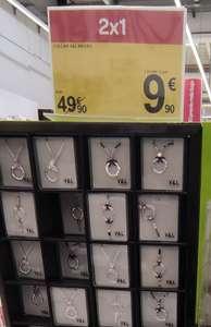 2 Collares de Victorio & Lucchino por 9,90€ en el Carrefour de Úbeda