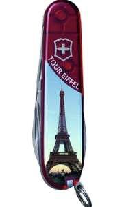 Victorinox Spartan Tour Eiffel - Navaja Suiza Multifunción