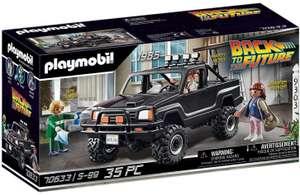 Playmobil: Pick-up Toyota 4x4 de Marty McFly en Regreso al futuro (37,99€ socios)