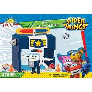 COBI Super Wings Estación de Policía