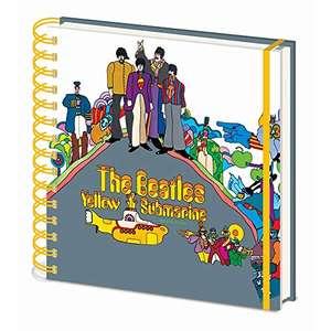 Cuaderno The Beatles (Yellow Submarine)