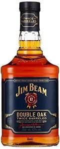 Jim Beam Double Oak Twice Barreled Bourbon Whisky, 43% - 700 ml