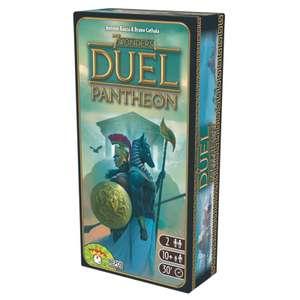 7 Wonders Duel: Pantheon - Juego de Mesa