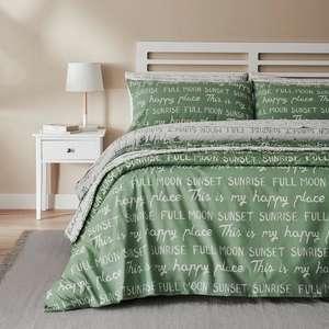 Funda nórdica reversible cama de 90. Recogida en tienda gratis.