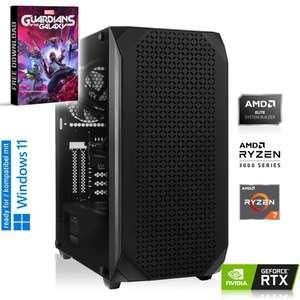 Ryzen 7 3700X 8x 3.80 GHz | 16GB DDR4 | RTX 3060 Ti 8GB | 500GB M.2 NVMe SSD