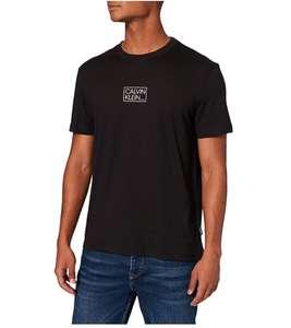 Calvin Klein Chest Box Camiseta para hombre solo 17.4€