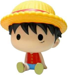 Plastoy One Piece Luffy Hucha Chibi