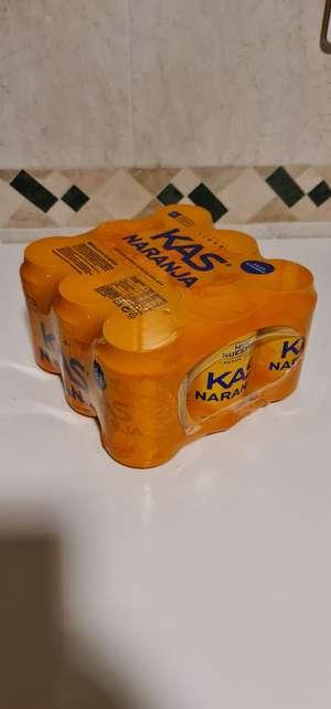Lata 33cl Kas Naranja (sqrups de la comunidad de Madrid)